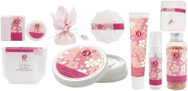 桜コスメで春の美を満喫!