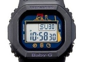 「魔女の宅急便」30周年コラボモデルの腕時計「BABY-G」