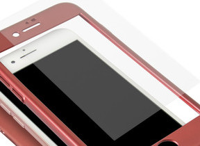iPhoneをまるごと包み込む 「360度フルカバーケース」
