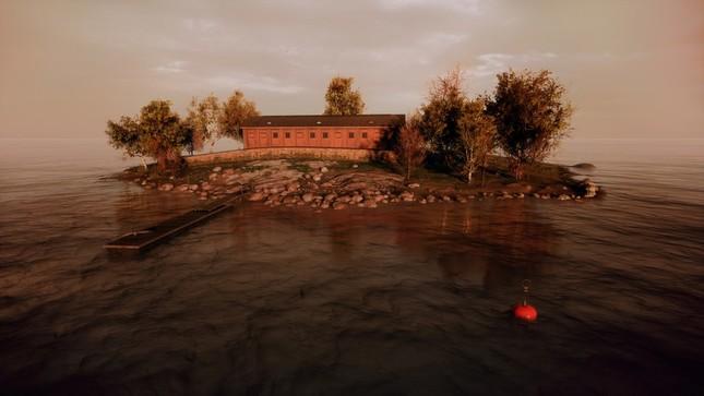 「VRヘルシンキ」ロンナ島