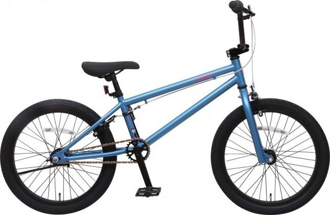 街中での使いやすさにこだわった新BMXシリーズ