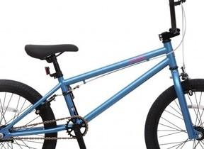 街中での使いやすさにこだわったBMX型バイク