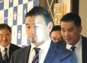 ラグビー五郎丸歩「W杯日本大会」語る 自国開催だからこそ気になる盲点