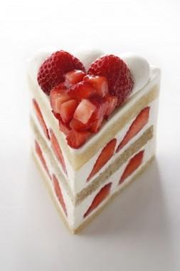 進化を重ねたこだわりの最上級ショートケーキ