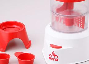 身近な食材で「ふわとろ食感」の生マヨネーズが作れるマシン