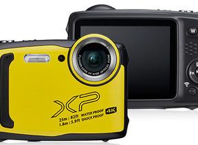 手のひらサイズながら高画質撮影 4K動画も撮れるタフネスデジカメ