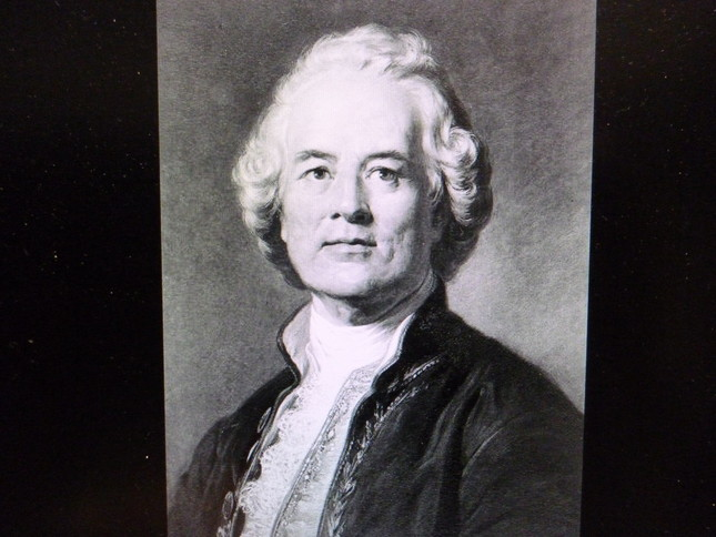 オペラの「改革者」グルックの肖像