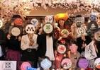 企業公式ツイッター「中の人」たち大集合 室内花見交流会を生レポート