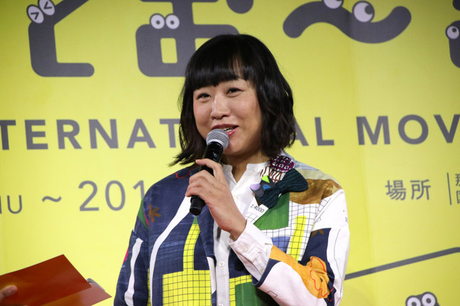 「エリカ38」出演の山崎静代(南海キャンディーズ)さん