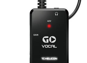ボーカルやギターサウンドをスマホに録音できるインターフェイス