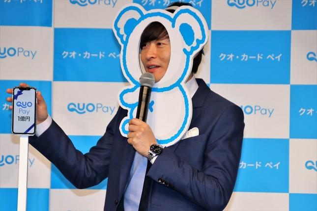 「和牛」川西賢志郎さん