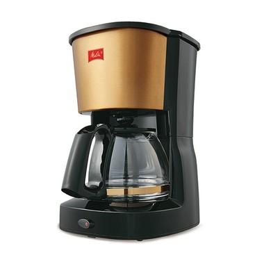 創業110年の老舗・メリタによるこだわりのコーヒーが楽しめる