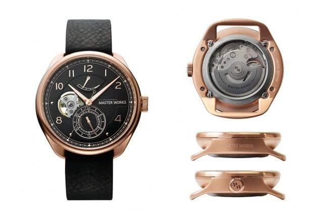 日本初腕時計「MASTERWORKS」から「TiCTAC」限定モデル登場!