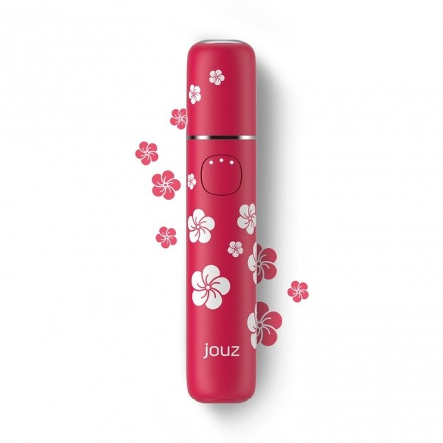 加熱式たばこ機器限定モデル「jouz 12 LE~Ume~」