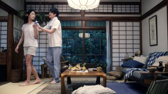 「ニベア エンジェルスキン ボディウォッシュ」ウェブ動画「いやしの兄」編(1)