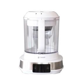 「電動水出し」で時間もコーヒー粉も節約