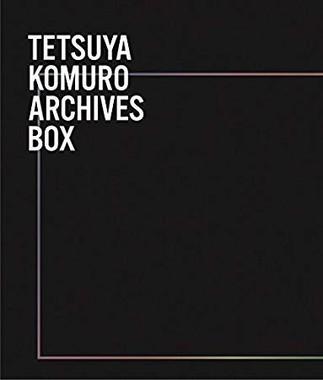 「TETSUYA KOMURO ARCHIVES BOX」(アマゾンHPより)