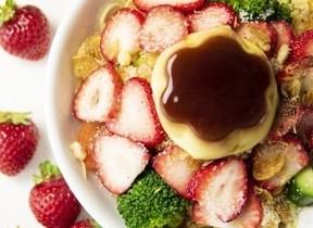 一風堂「ニコニコ超会議」初出店 イチゴやプリンのせたスゴいラーメン出します