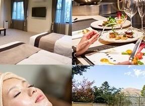 伊豆高原のプチホテルでリラックスタイム 「泊まれるサロン」を体験した