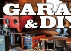 ガレージ作りに特化した1冊 ガイドブック「GARAGE & DIY」