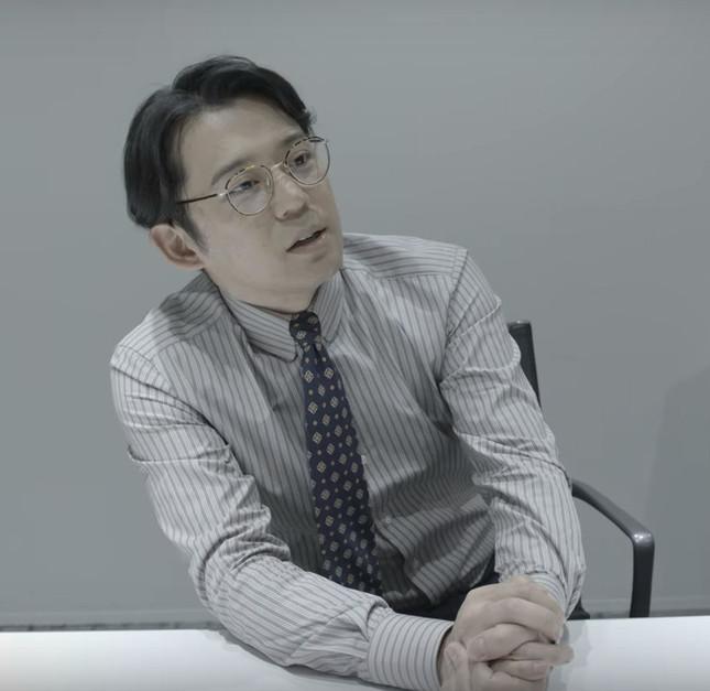 「音楽」と自分の関わりについて語る岡田さん