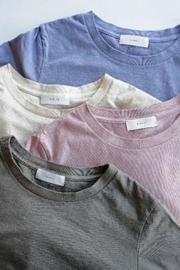 かぐれとコラボレーションした「FOOD TEX Tシャツ」