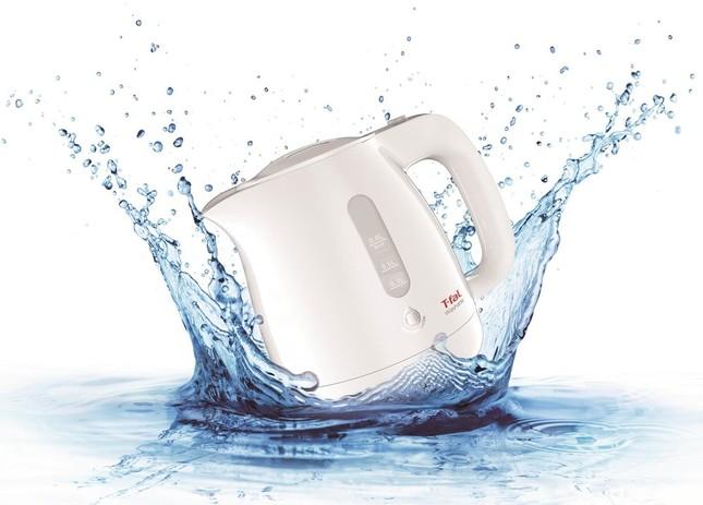 丸洗い&抗菌仕様、衛生的なお湯がいつでも沸かせる
