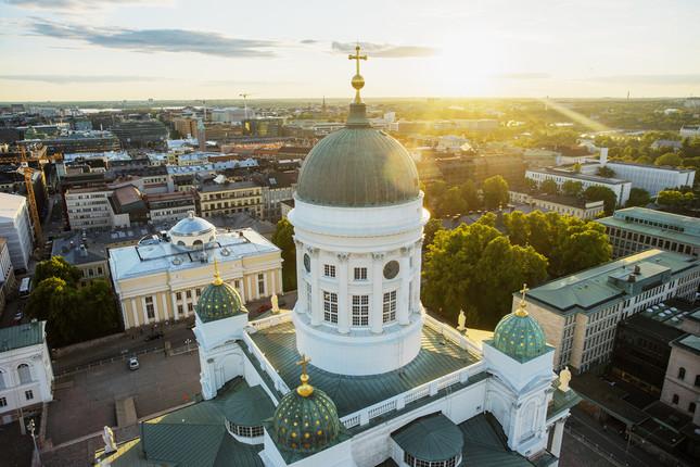 フィンランド・ヘルシンキ市
