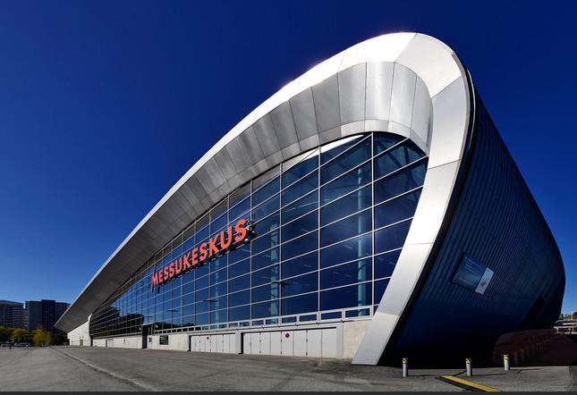 「ハビターレ」会場のヘルシンキ エキシビション&コンベンション センター