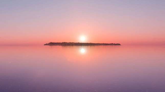 ヘルシンキ群島の一つ「ヴァッリサーリ」