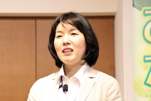岡山県農林水産部主幹・大塚雅子さん