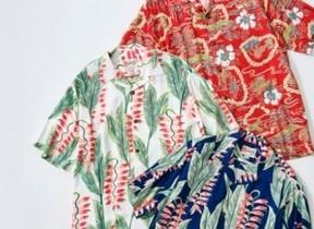 ハワイの老舗4ブランドとコラボ 「RATTLE TRAP」からアロハシャツ