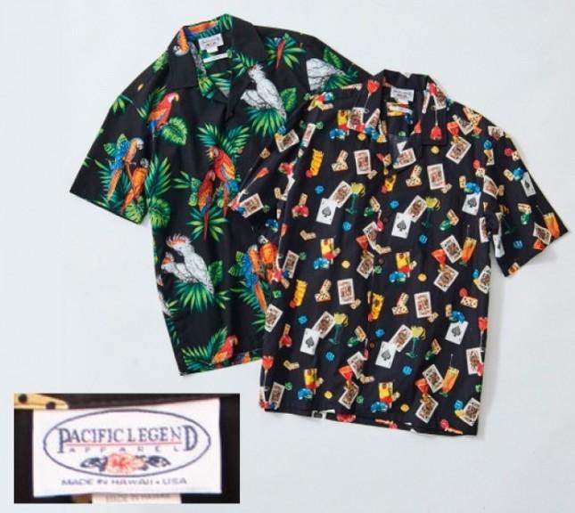 ハワイの老舗4ブランドとコラボしたアロハシャツコレクション