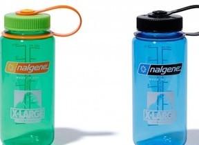 幅広いニーズやライフスタイルに合わせて 「Nalgene」ボトル「XLARGE」とコラボ