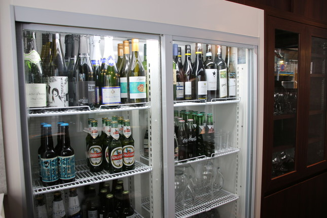 夜の業態で提供される酒類