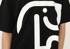 Tシャツに巨大な「どむぞうくん」 ドムドムハンバーガーがファッションブランドとコラボ