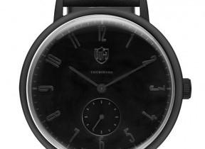 ドイツ「ドゥッファ」の人気シリーズ「グロピウス」から 「オールブラック」腕時計