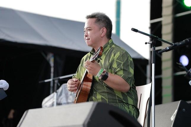 ハワイから参加のハーブ・オオタ・ジュニア