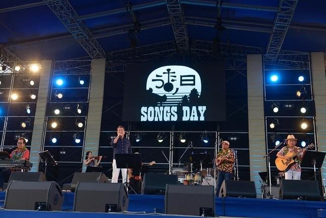 来年20回目となる「歌の日コンサート」(写真 武安弘毅、以下同)