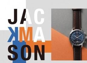 米時計ブランド「JACK MASON」からクラシカルな「レーシングシリーズ」