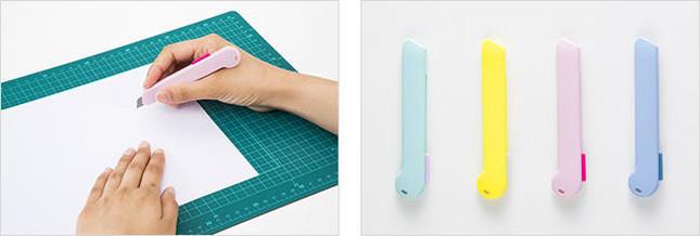 刃に直接触れる機会が少ない安心設計