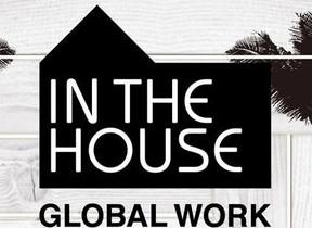 「GLOBAL WORK×IN THE HOUSE」コラボアイテム第2弾