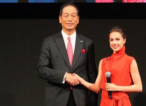 ザギトワ選手「心から感謝」 フィギュア「中国杯」スポンサー就任のSHISEIDOに