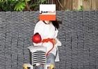 東京五輪成功祈願!なぜか浅草で瓦割り やる気満々で拳を振り下ろしたら...
