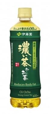 ガレート型カテキン入り緑茶が登場