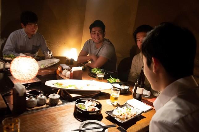アプリ「社長メシ」で実現した食事会