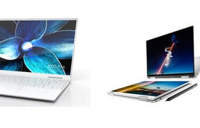 デル史上最小の「2 in 1」 ノートPCをタブレットスタイルでも