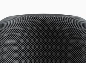 アップルのスマートスピーカー「HomePod」 「Siri」&「Apple Music」対応