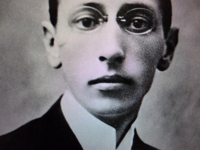 若き日のストラヴィンスキー