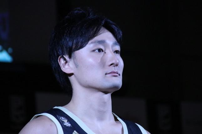 3連覇を目指すアルバルク東京の田中大貴選手